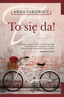 okładka To się da!, Ebook | Anna Sakowicz