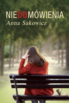 okładka Niedomówienia, Ebook | Anna Sakowicz