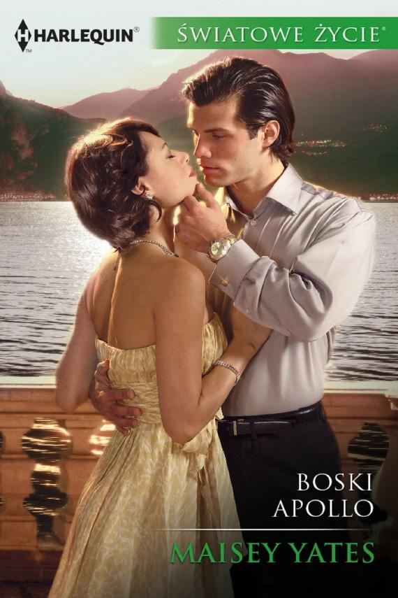 okładka Boski Apollo. Ebook | EPUB, MOBI | Maisey Yates