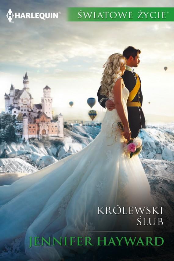 okładka Królewski ślub. Ebook | EPUB, MOBI | Jennifer Hayward