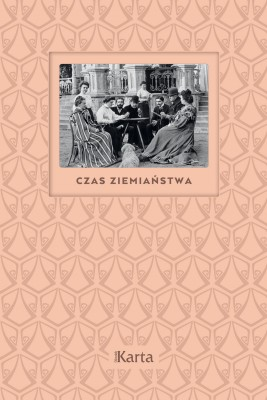okładka Czas ziemiaństwa, Ebook | Anna Richter