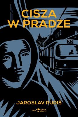 okładka Cisza w Pradze, Ebook | Jaroslav Rudiš, Katarzyna Dudzic-Grabińska