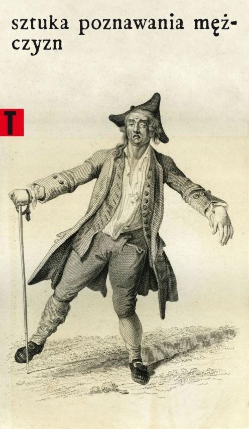 okładka Sztuka poznawania mężczyzn. Ebook | EPUB, MOBI | Johann Caspar Lavater