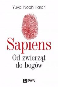 okładka Sapiens. Ebook | papier | Yuval Noah  Harari