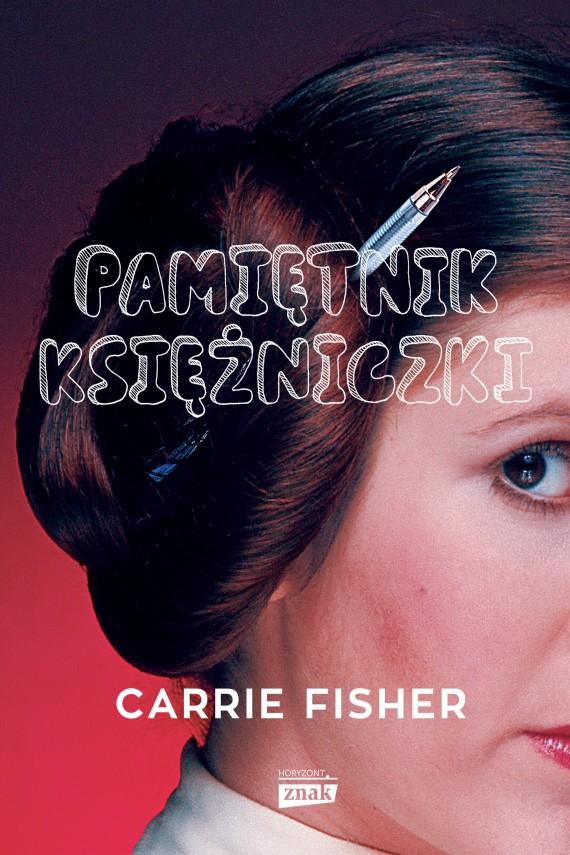 okładka Pamiętnik księżniczkiebook | EPUB, MOBI | Carrie Fisher