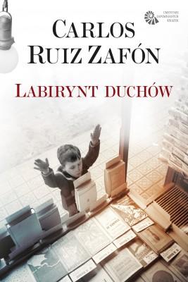 okładka Labirynt duchów, Ebook | Carlos Ruiz Zafon
