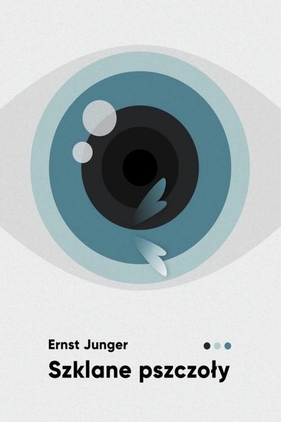 okładka Szklane pszczoły. Ebook | EPUB, MOBI | Ernst  Jünger