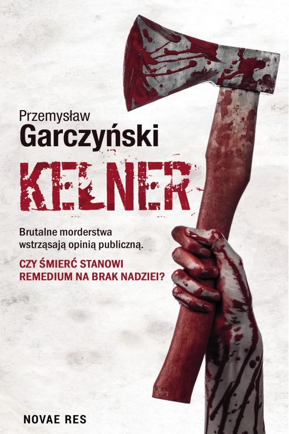okładka Kelnerebook | EPUB, MOBI | Przemysław  Garczyński