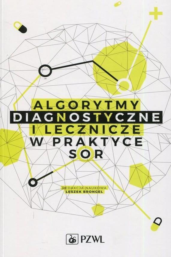 okładka Algorytmy diagnostyczne i lecznicze w praktyce SORebook | EPUB, MOBI | Leszek  Brongel