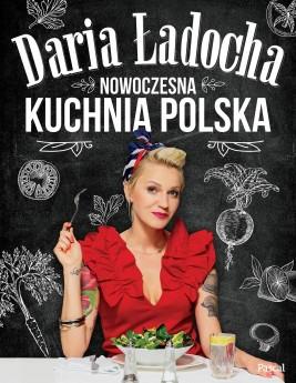 okładka Nowoczesna Kuchnia Polska, Ebook | Daria Ładocha
