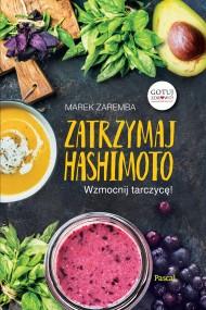 okładka Zatrzymaj hashimoto, Ebook | Marek Zaremba