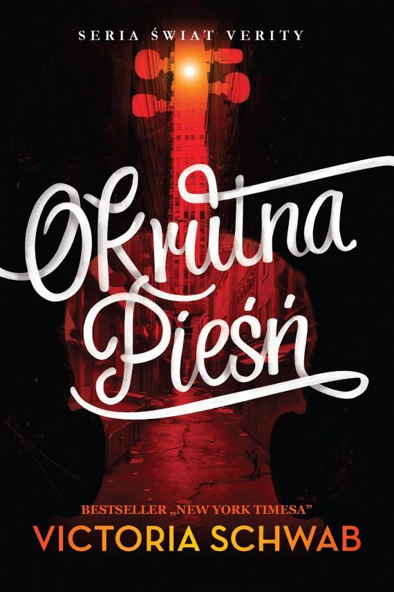 okładka Okrutna pieśńebook | EPUB, MOBI | V.E. Schwab