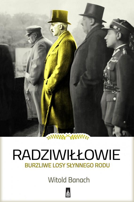 okładka Radziwiłłowie. Ebook | EPUB, MOBI | Witold  Banach
