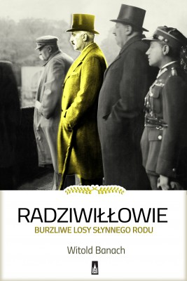 okładka Radziwiłłowie, Ebook | Witold  Banach