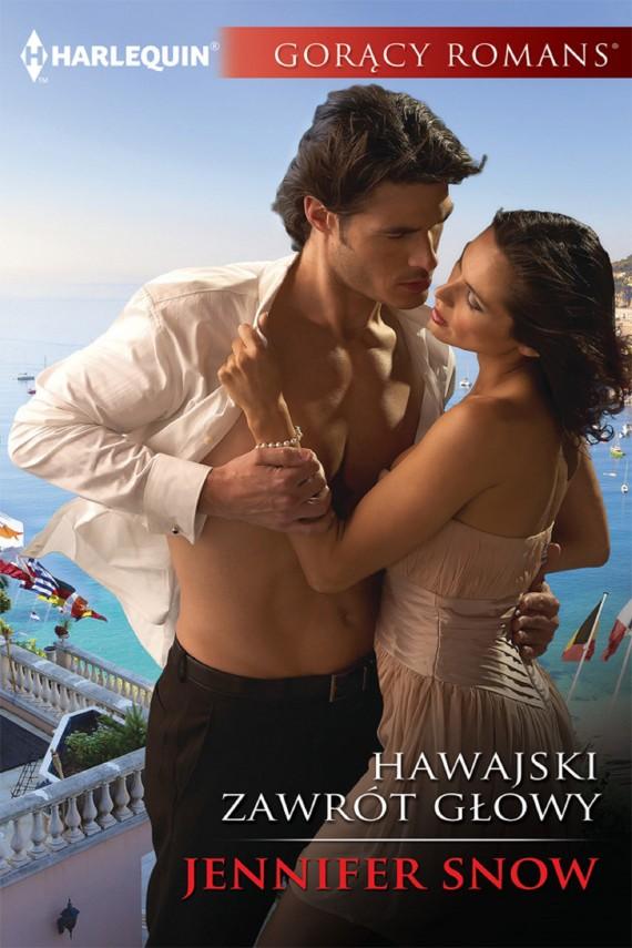 okładka Hawajski zawrót głowy. Ebook | EPUB, MOBI | Jennifer Snow