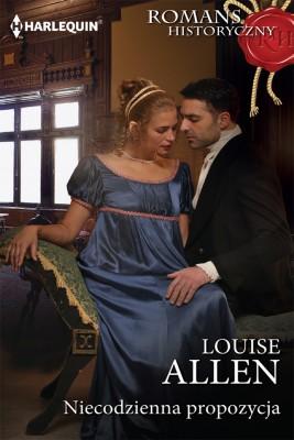 okładka Niecodzienna propozycja, Ebook | Louise Allen