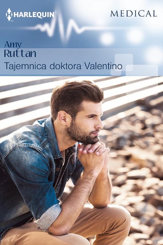 okładka Tajemnica doktora Valentino. Ebook   EPUB, MOBI   Amy Ruttan