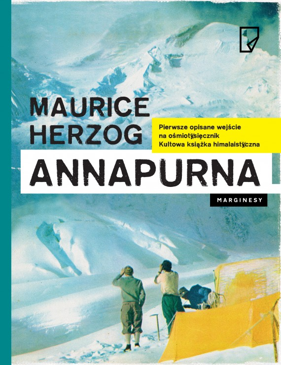okładka Annapurna. Ebook | EPUB, MOBI | Maurice Herzog, Rafał Unrug