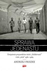 okładka Sprawa jedenastu. Ebook | EPUB,MOBI | Andrzej Friszke