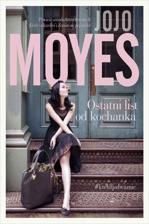 okładka Ostatni list od kochanka. Ebook | EPUB, MOBI | Jojo Moyes