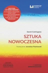 okładka Sztuka nowoczesna, Ebook | David Cottington, Jarosław Pawłowski