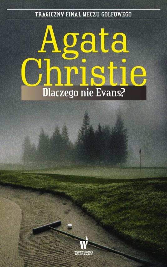 okładka Dlaczego nie Evansebook | EPUB, MOBI | Agata Christie