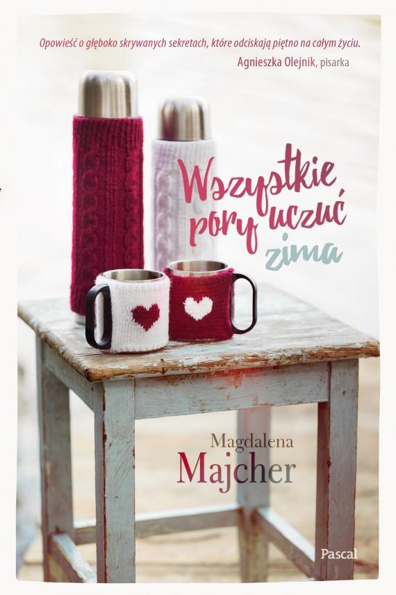 okładka Wszystkie pory uczuć. Zimaebook | EPUB, MOBI | Magdalena Majcher