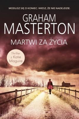 okładka Martwi za życia, Ebook | Graham Masterton, Anna Dobrzańska