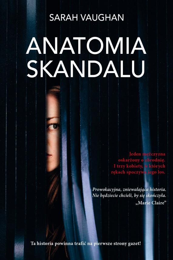 okładka Anatomia skandalu. Ebook | EPUB, MOBI | Sarah  Vaughan