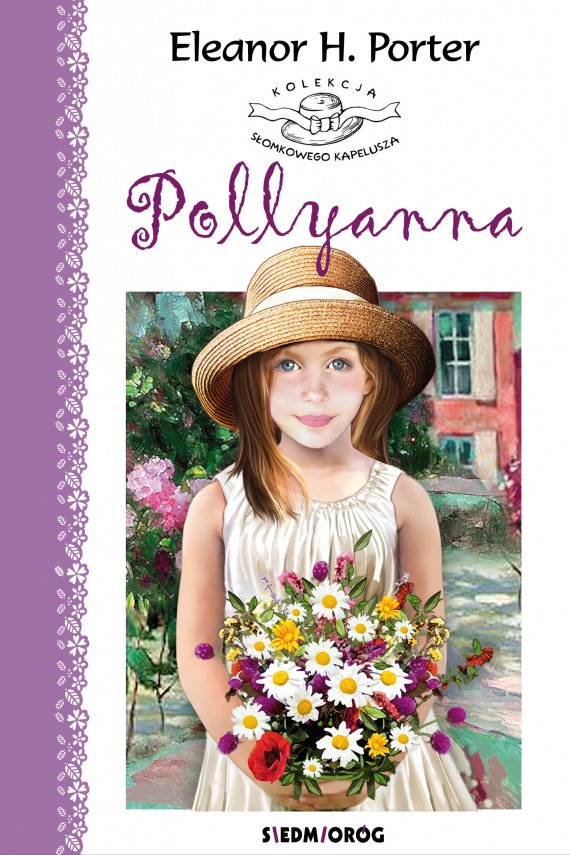 okładka Pollyannaebook | EPUB, MOBI | Eleanor  H. Porter