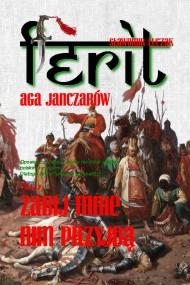 okładka Ferit. Aga janczarów 2. Ebook | papier | Sławomir Łuczak