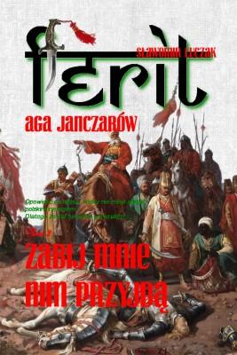 okładka Ferit. Aga janczarów 2, Ebook | Sławomir Łuczak