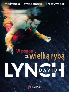 okładka W pogoni za wielką rybą, Ebook | David Lynch