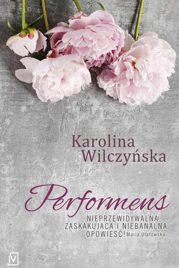 okładka Performensebook | EPUB, MOBI | Karolina Wilczyńska
