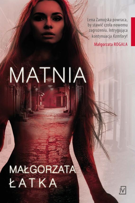 okładka Matniaebook   EPUB, MOBI   Małgorzata Łatka
