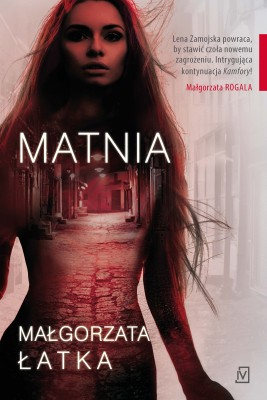 okładka Matnia, Ebook   Małgorzata Łatka