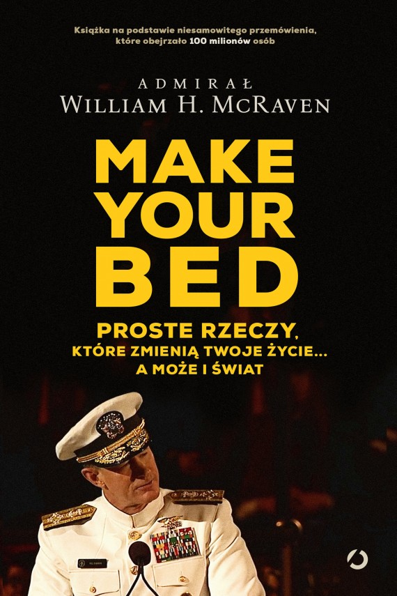 okładka Make Your Bed. Ebook | EPUB, MOBI | William H. McRaven