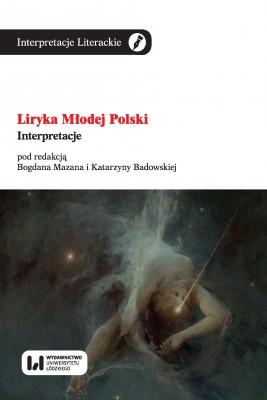 okładka Liryka Młodej Polski, Ebook   Bogdan Mazan