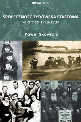 okładka Społeczność żydowska Staszowa w latach 1918-1939, Ebook | Paweł Skowron
