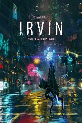 okładka Irvin, Ebook | Krzysztof Bonk