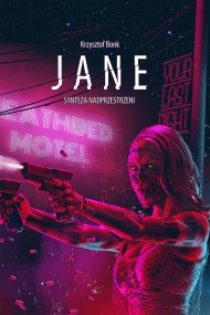 okładka Jane, Ebook | Krzysztof Bonk