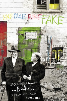 okładka Fake. Opowiadania Tom IV, Ebook | Zenon  Rogala