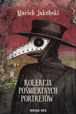okładka Kolekcja pośmiertnych portretów, Ebook   Maciek  Jakubski