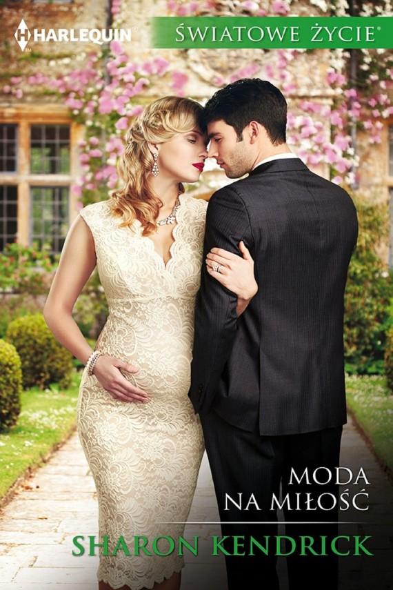 okładka Moda na miłośćebook | EPUB, MOBI | Sharon Kendrick