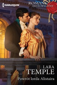 okładka Powrót lorda Alistaira. Ebook | EPUB,MOBI | Lara Temple