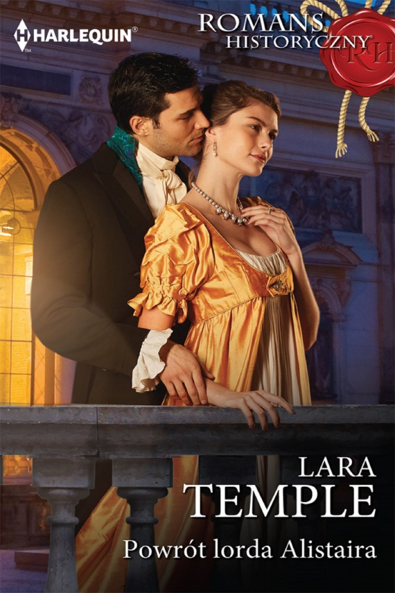 okładka Powrót lorda Alistaira. Ebook | EPUB, MOBI | Lara Temple