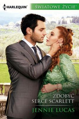 okładka Zdobyć serce Scarlett, Ebook | Jennie Lucas