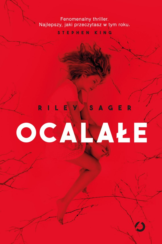 okładka Ocalałe. Ebook | EPUB, MOBI | Riley Sager