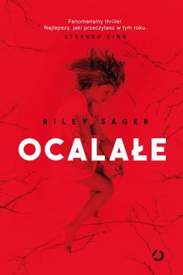 okładka Ocalałe, Ebook | Riley Sager