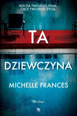 okładka Ta dziewczyna, Ebook | Paweł Lipszyc, Michelle Frances